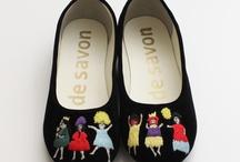 If the shoe fits / by Karen Halaszyn