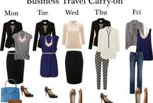 bussiness travel clothes