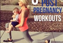 Pregnancy Fitness / by Andrea Junker