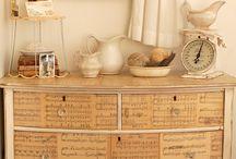 Dresser  / by Lynette Judd