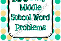 Middle School / by Amy Suzanne