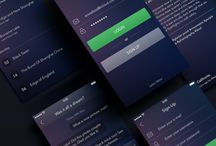 Mobile UI \\ Sign in