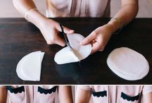 DIY deco for Katie's wedding