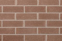 Designer Series Clay Brick | Brampton Brick / With its matte texture and finish, as well as the broad range of colours and sizes, it is a product styled for conventional and contemporary building projects. Designer Series clay brick comes in six colours, including Bedford, Desert Rose, Kentville, Queensport, St.John, and Raven. It's just one of the many brick and stone building products available from Brampton Brick, one of North America's leading brick manufacturers.