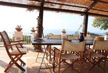 Ferienhaus im Cilento (Pioppi) mit Meerblick / Villa Leda - Pioppi - Cilento - Süditalien Mediterrane Villa mit traumhaften 360 Grad Blick - Meer soweit das Auge reicht!  http://www.cilento-fewo.com/ferienwohnungen-im-…/villa-leda/
