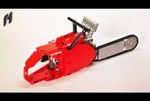Lego Kettingzaag