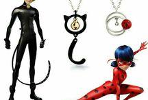 Miraculous Lady Bug & Chat Noir