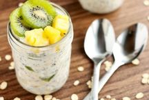 Overnight Oats / Ever tried overnight oats? / by Hiccups and Sunshine