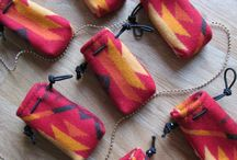 Favorite Pendleton® Fabric Gifts / Use coupon code SLAINTE10 for 10% off your order in my Etsy store (does not apply to harps). Welcome! Sláinte - Good Health to You!!  Here are some more of my favorite handcrafted Pendleton® gifts!