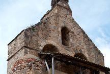 Iglesia de El Salvador en Fresno de la Polvorosa