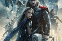 Superhero Movie Posters / by SimplySuperheroes.com