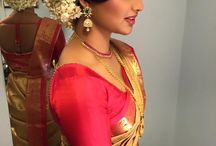 south indian wedding hairstyle