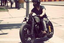 Motorcycles <3 / amor por duas rodas