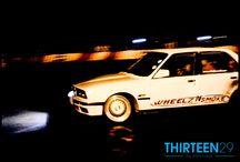 BMW 325is #E30 and friends / #Spin #drift #gusheshe #burningrubber