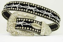 Belts, Bling, and Western Things / by Michelle Root