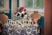 Wedding Decor | Anne Casey Photography