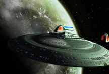 Star Trek / To boldly go where no one has gone before. / by Nur Hussein