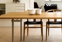 Wegner Dining Rooms / by Danish Design Store