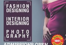 ADMISSIONS OPEN FOR FASHION DESIGNING, INTERIOR DESIGNING & PHOTOGRAPHY /  IDI provides technical, field knowledge and industry exposure. Our campus is a technologically advanced Smart campus which is equipped with design laboratories of international standards for fashion designing, interior designing, textile designing, fashion photography, fashion pattern making and many others