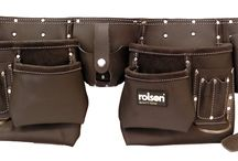 Rolson Tools Bags & Pouches & Gloves / Rolson Tools continually look to bring you new innovative products