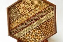 전통 패턴  무늬