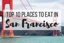 San Francisco & Mexico