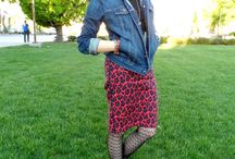 StyleGuruCF / I'll be posting pictures from my College Fashionista Style Guru articles here!