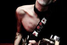 Frank Pilato - Lead Guitar / Jolly Rox - Lead Guitar