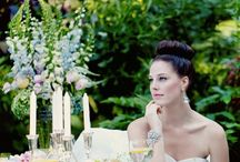 Wedding Style / My favourite wedding ideas from hair and makeup, to dresses, locations and more :)