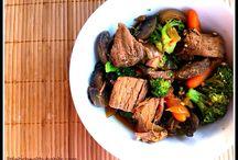Crock Pot Recipes / by Dorita