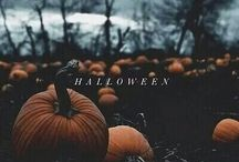 Halloween / Ideas⚰️PumpkinsHORROR