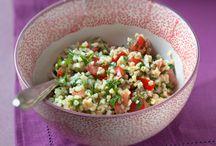 Recettes salades