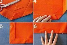 postupy pri šití