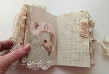 Planning: Junk Journals / Learn about what a junk journal is and how to create your own.