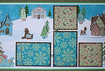 A Winter Woodland / Christmascartridge
