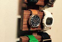 Watch storage