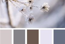 Colors + Palettes / my favorite colors in beautiful combinations / by Kate Davis