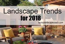 Landscape Trends of 2018