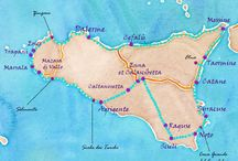 Sicile-Puglia-Calabre