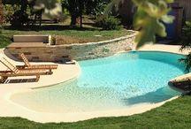 Projet piscine pool / Piscine pool swimmingpool