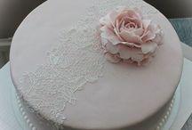 Ristiäiskakut, Cakes for christening / babtism