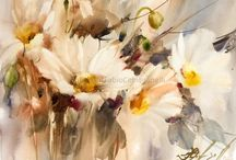 fabio cembranelli flore acuarela