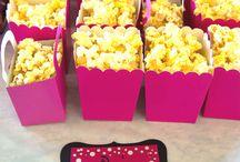 minnie muis popcorn ideas
