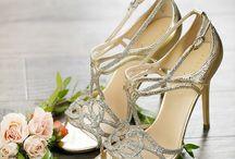 Wedding shoes / Buty ślubne / Buty ślubne, kolorowe i nie :) Przepiękne modele, inspiracje.