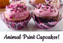 Food - Cupcakes / by Rosalie Gerber