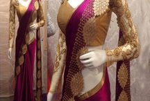 saree borders