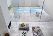 TILED LIVING SPACE