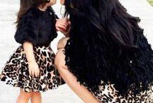 Μαμα και κόρη
