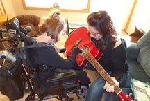 Special Needs / Giving encouraging and useful information to parents of children with cerebral palsy, congenital heart conditions and other special needs.