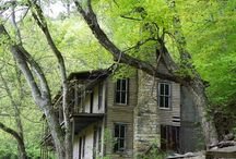 Abounded places and homes